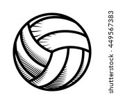 sport concept represented by... | Shutterstock .eps vector #449567383