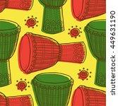Drums. African Drums....