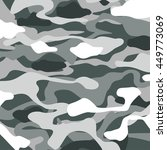 camouflage pattern background | Shutterstock .eps vector #449773069