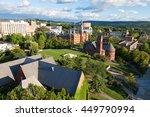 overlook of cornell university... | Shutterstock . vector #449790994