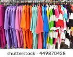 clothing store | Shutterstock . vector #449870428