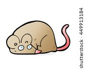 cartoon mouse | Shutterstock . vector #449913184
