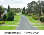 A Hilly Neighborhood In The...