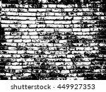 brick wall texture background   Shutterstock .eps vector #449927353