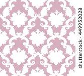 abstract old wallpaper ...   Shutterstock .eps vector #449952028