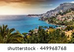 Principality Of Monaco. Cote D...