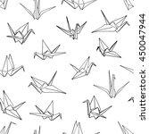 vector illustration seamless...   Shutterstock .eps vector #450047944
