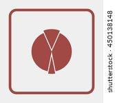 pie chart icon.