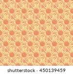 seamless background with... | Shutterstock . vector #450139459