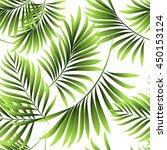 seamless pattern of fresh green ...   Shutterstock .eps vector #450153124