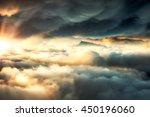 Between Stormy Clouds