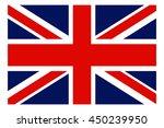 uk flag | Shutterstock .eps vector #450239950