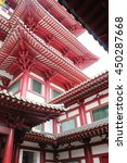 buddha tooth relic temple and... | Shutterstock . vector #450287668