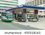 kota kinabalu sabah july 3 ...   Shutterstock . vector #450318163