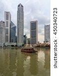singapore   june 16 2016 ... | Shutterstock . vector #450340723
