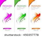 shampoo bottle template design... | Shutterstock .eps vector #450357778