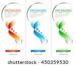 shampoo bottle template design... | Shutterstock .eps vector #450359530