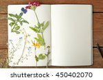 Beautiful Dried Flowers In...
