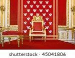Throne Of Polish King Royal...