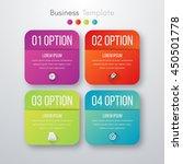 vector illustration of four... | Shutterstock .eps vector #450501778