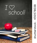 still life  business  education ... | Shutterstock . vector #450578038