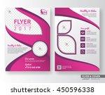multipurpose corporate business ... | Shutterstock .eps vector #450596338