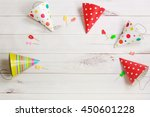 greeting card for carnival... | Shutterstock . vector #450601228