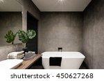 Modern Bathroom Wall Made In...