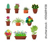 House Plants And Flowers For...