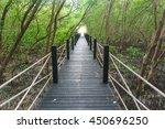 on the bridge | Shutterstock . vector #450696250