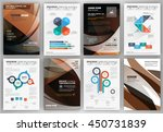abstract vector backgrounds and ... | Shutterstock .eps vector #450731839