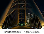 The Humber Bay Arch Bridge At...