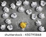 in search of great idea | Shutterstock . vector #450795868
