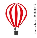 balloon air  isolated icon... | Shutterstock .eps vector #450880849