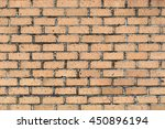 brick wall texture background | Shutterstock . vector #450896194