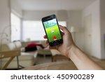 lendelede  belgium july 11th... | Shutterstock . vector #450900289