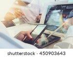 photo website graphic designer... | Shutterstock . vector #450903643