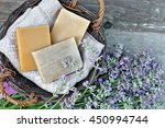 Lavender With Hand Made Soap O...