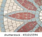 Tile Bricks Floor  Mosaic...