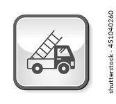 truck icon | Shutterstock .eps vector #451040260