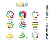 logo    Shutterstock .eps vector #451069009