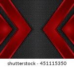 vector of abstract metallic...   Shutterstock .eps vector #451115350