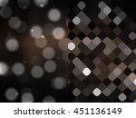 bokeh light  shimmering blur... | Shutterstock . vector #451136149