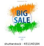 creative sale banner or poster... | Shutterstock .eps vector #451140184