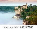France  Lot  Rocamadour  Aeria...