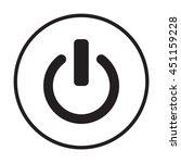start icon. | Shutterstock .eps vector #451159228