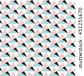 Geometric Shapes Pattern Desig...