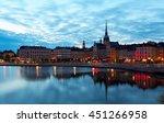 stockholm  sweden  29 may 2016. ... | Shutterstock . vector #451266958