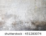 concrete and cement vintage... | Shutterstock . vector #451283074