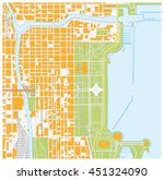 Chicago Map Free Vector Art 2809 Free Downloads